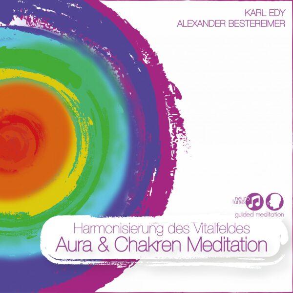 Cover Guided Meditation Aura Chakren Meditation 1