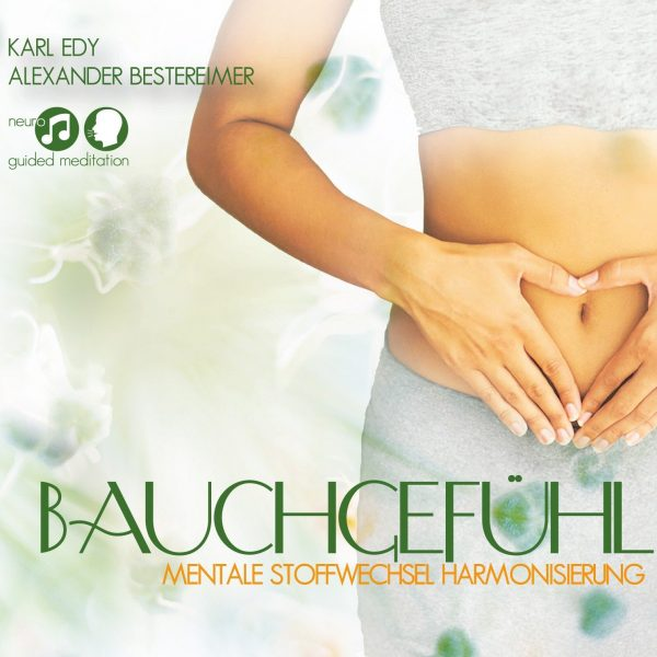 Cover guided meditation bauchgefuehl