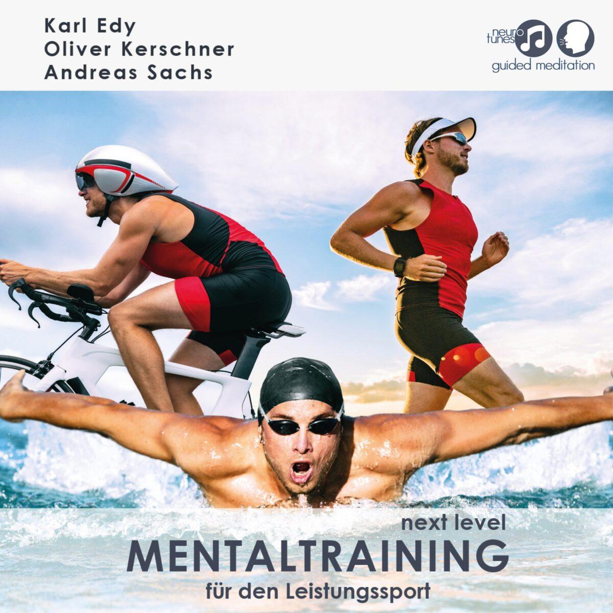 Cover Guided Meditation Mentaltraining 1