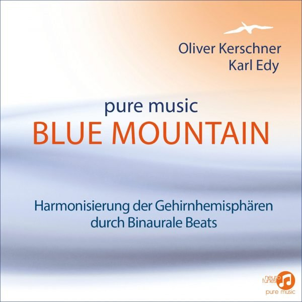 Cover Pure Music Blue Mountain 1