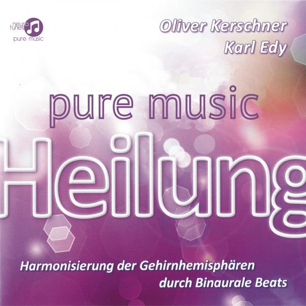 Cover Pure Music Heilung 1