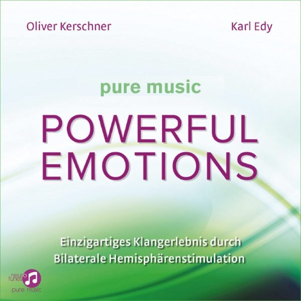 Cover Pure Music Powerful Emotions 1