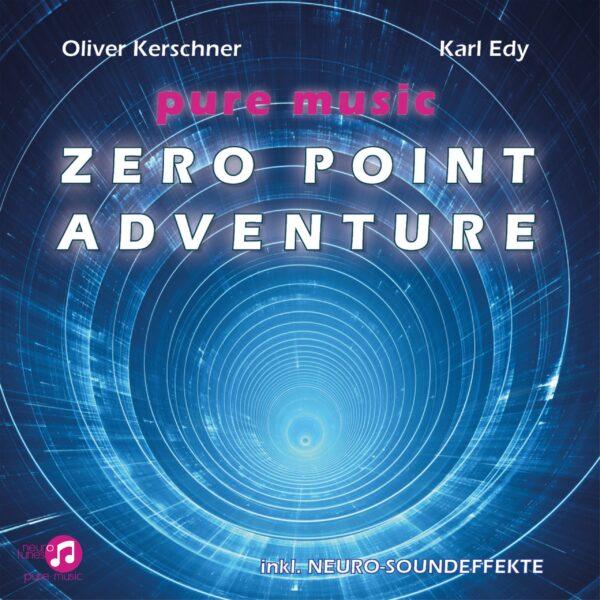 Cover Pure Music Zero Point Adventure 1