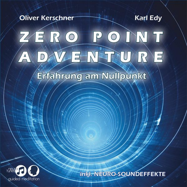 Cover Guided Meditation Zero Point Adventure 1