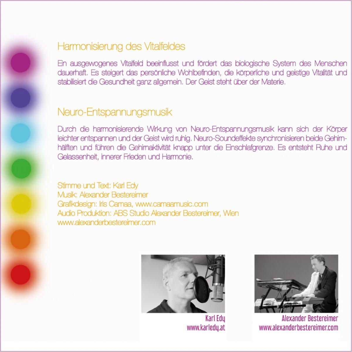 Cover Aura Und Chakren Mediation 3