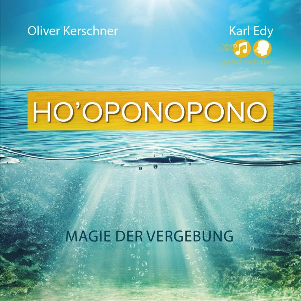 Cover Guided Meditation Hooponopono 1