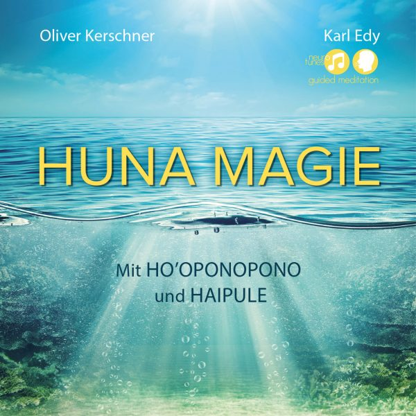Cover Guided Meditation Huna Magie 1