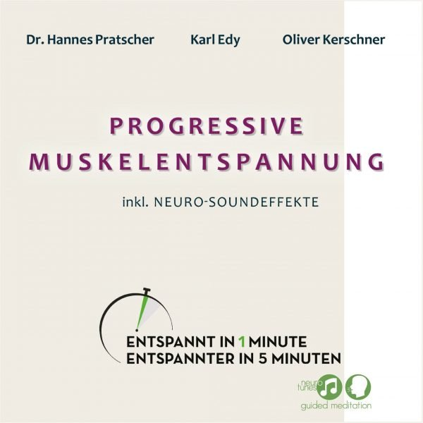 Cover Guided Meditation Progressive Muskelentspannung 1