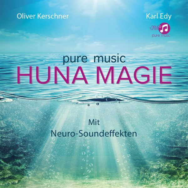 Cover Pure Music Huna Magie 1