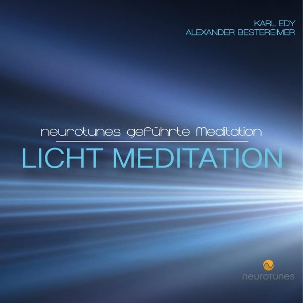 Licht Meditation Cd Cover