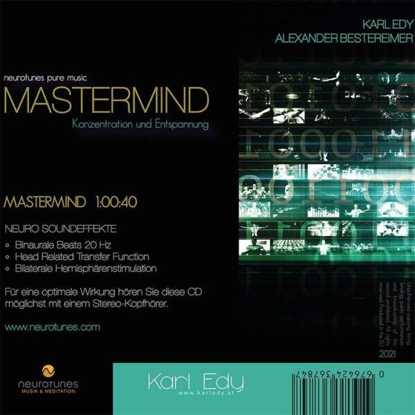 Mastermind Cd Cover 1