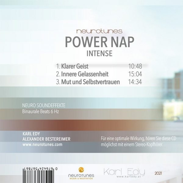 Power Nap Cd Cover 2